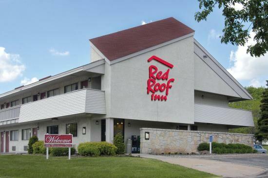 Elegant Hotel Super 8 Grand Rapids Aprt Cascade Mi Ing. Red Roof ...