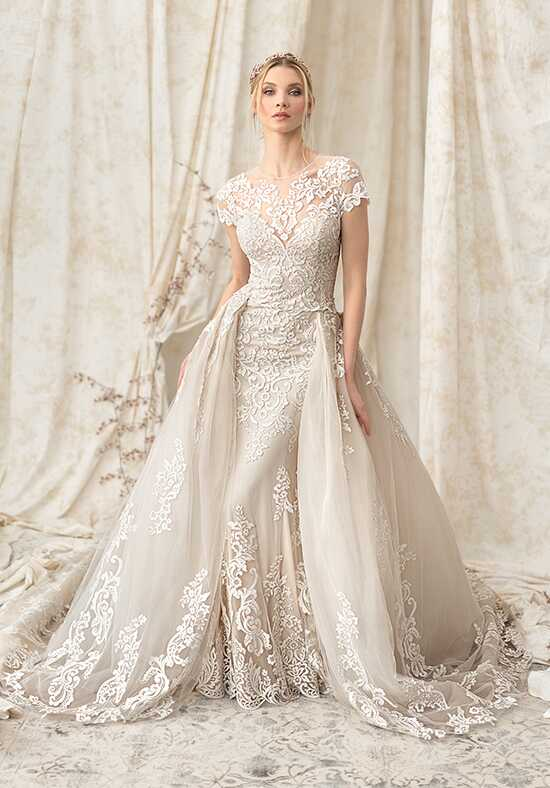 Justin Alexander Signature 9899 Mermaid Wedding Dress