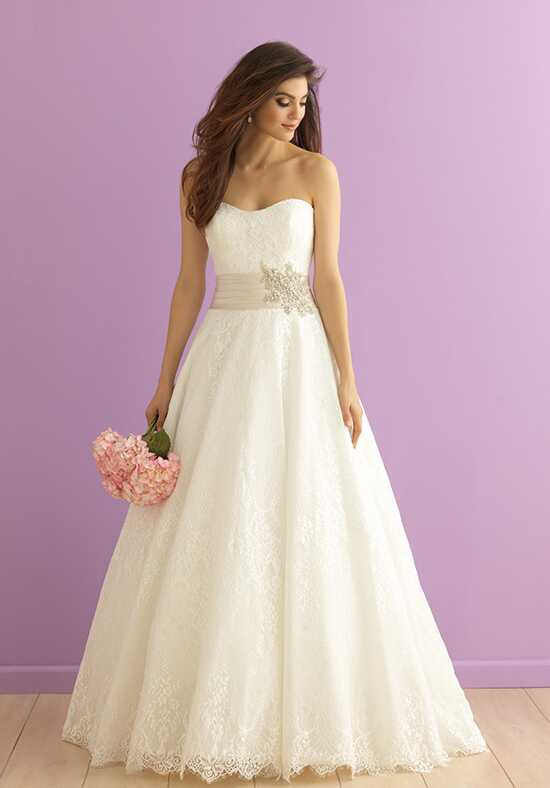 Allure Romance 2909 Wedding Dress photo