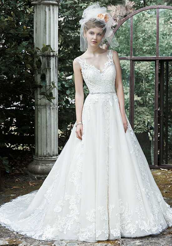 Maggie Sottero Sybil Ball Gown Wedding Dress