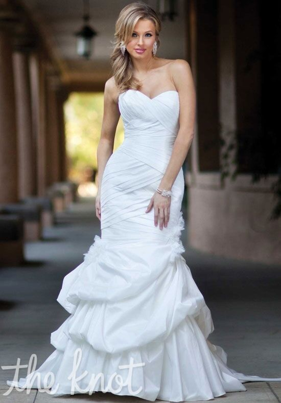 Kenneth Winston 1446 Mermaid Wedding Dress