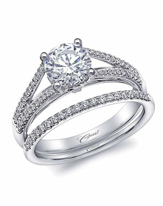 Coast Diamond Charisma Collection - LC6003 & WC6003 Engagement Ring photo
