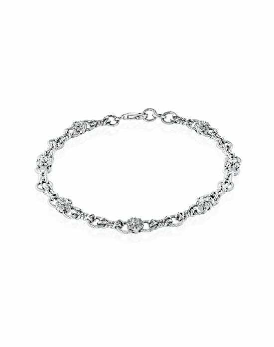 Simon G. MB1539 Wedding Bracelet photo