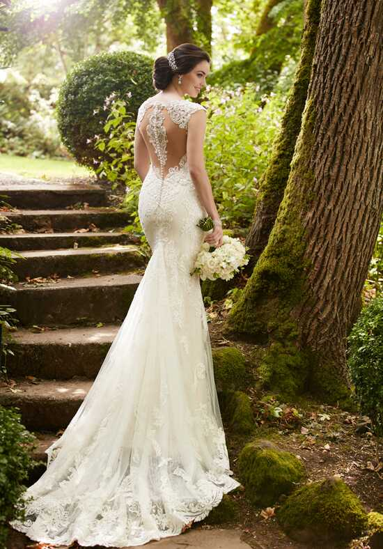 Martina Liana 847 Mermaid Wedding Dress