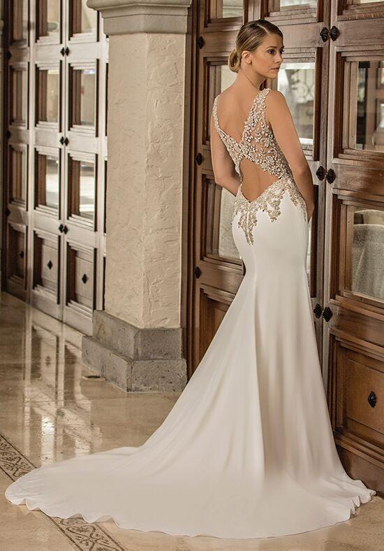 Badgley Mischka Bride Beyonce Mermaid Wedding Dress