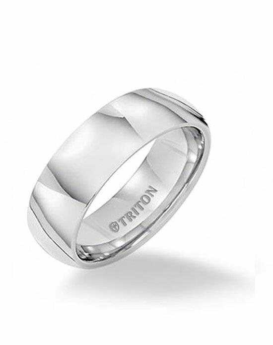 Triton 11-2127C Tungsten Wedding Ring
