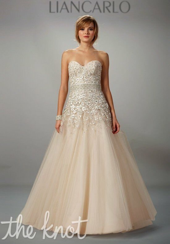 LIANCARLO 5806 Ball Gown Wedding Dress