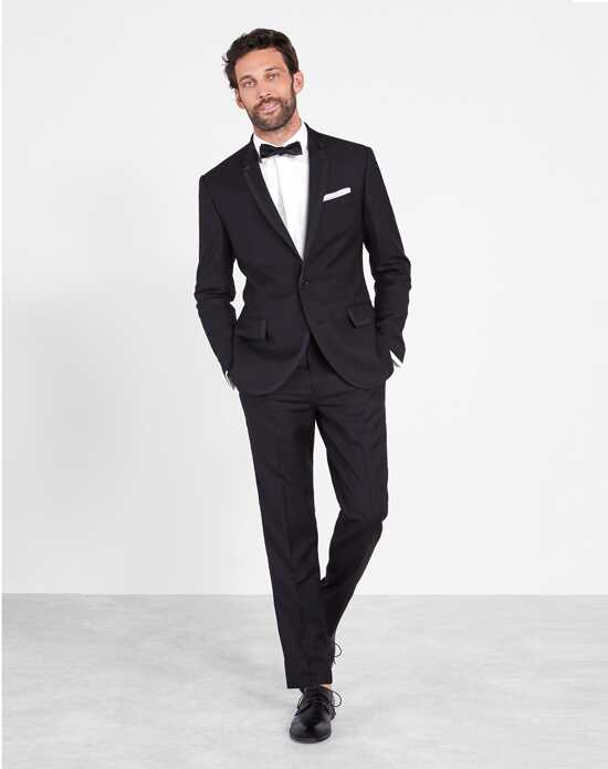 The Black Tux The Albee Outfit Wedding Tuxedos + Suit photo