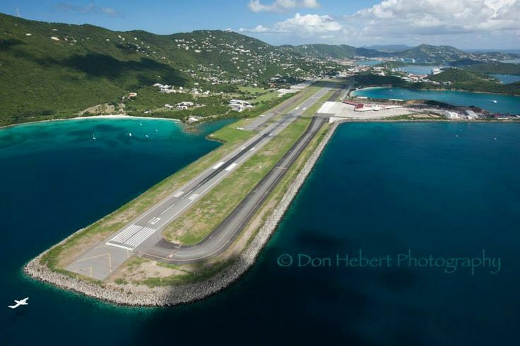 Where To Fly Into Us Virgin Islands