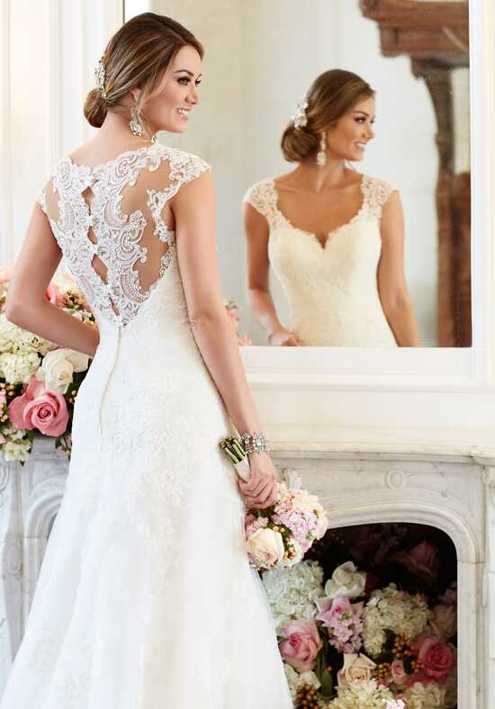Stella York 6219 A-Line Wedding Dress