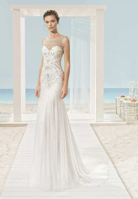 Aire Beach Wedding Xacob Mermaid Wedding Dress