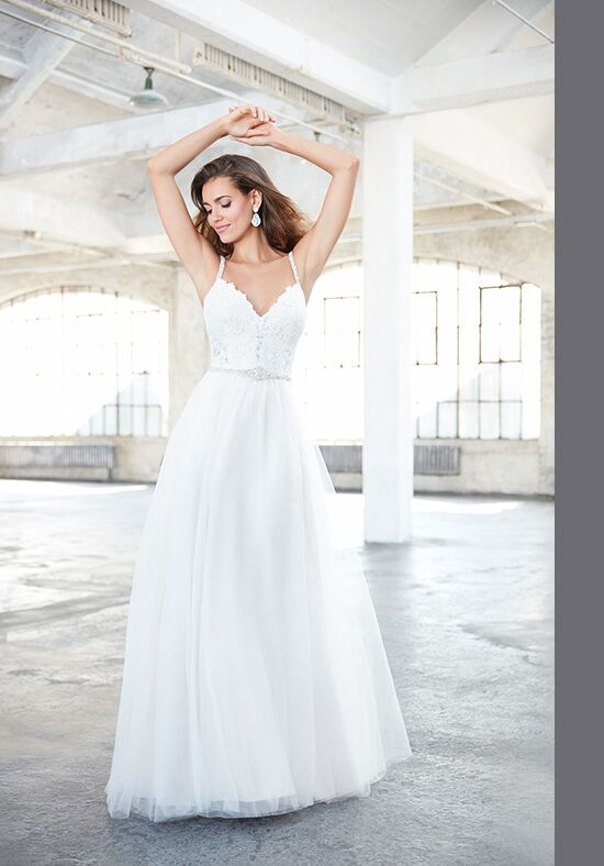 Madison James MJ311 A-Line Wedding Dress
