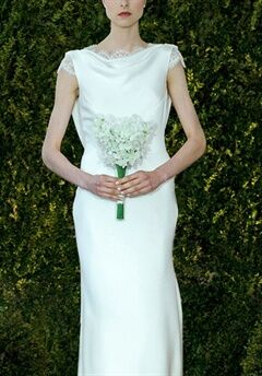 Carolina Herrera Angelica Sheath Wedding Dress