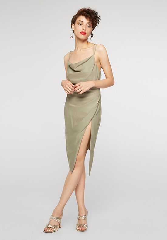 Fame and Partners Bridesmaid Ainsley Square Bridesmaid Dress