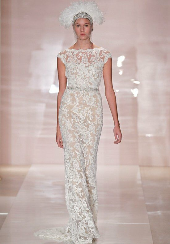 Reem Acra Emma Wedding Dress