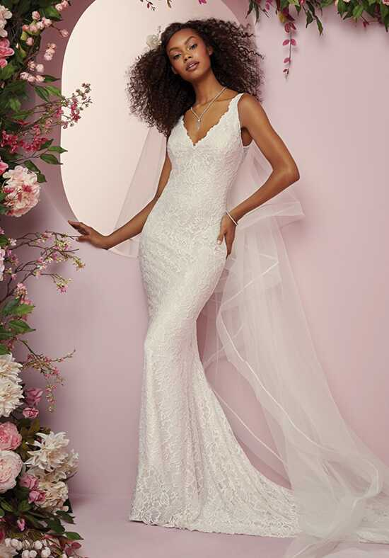 Rebecca Ingram Tina Sheath Wedding Dress