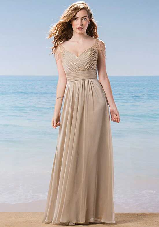 Belsoie L184009 V-Neck Bridesmaid Dress