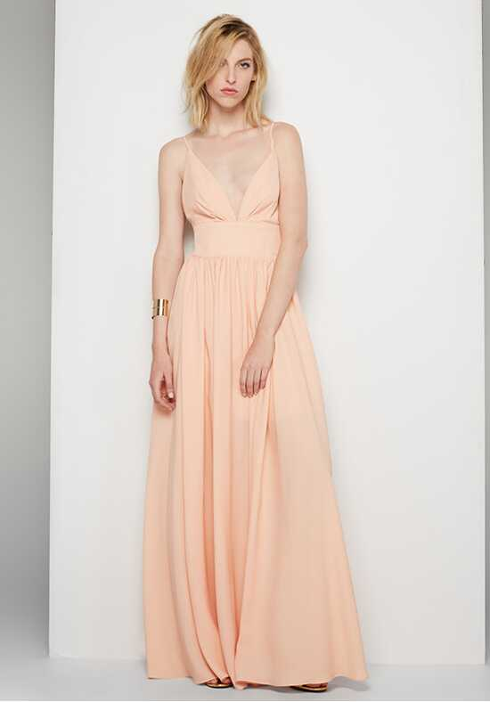 Fame and Partners Bridesmaid Stella V-Neck Bridesmaid Dress