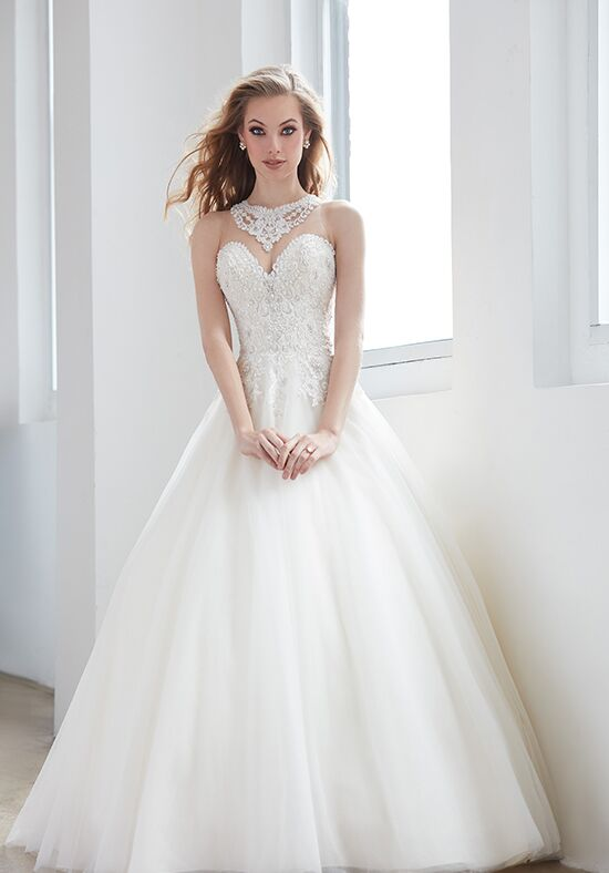 Madison James MJ364 Ball Gown Wedding Dress