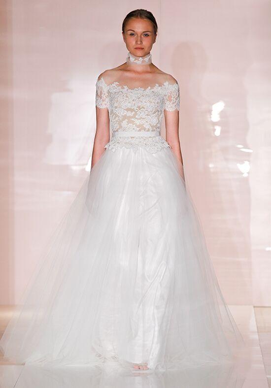 Reem Acra Wedding Dresses