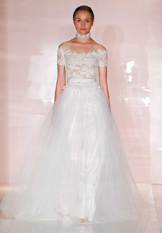 Reem Acra 5031 A-Line Wedding Dress
