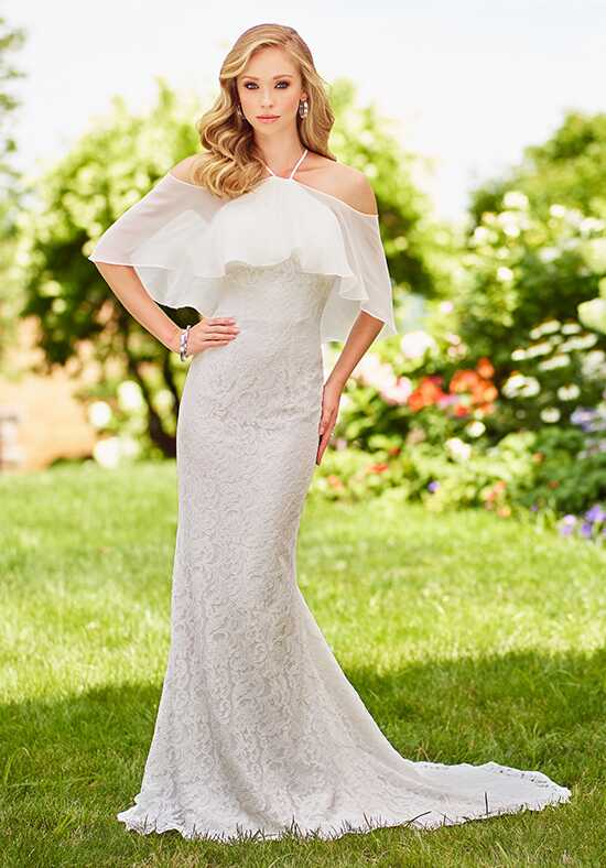 Enchanting by Mon Cheri 118145 Mermaid Wedding Dress
