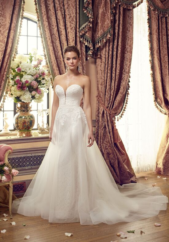 Mikaella 2152 Mermaid Wedding Dress