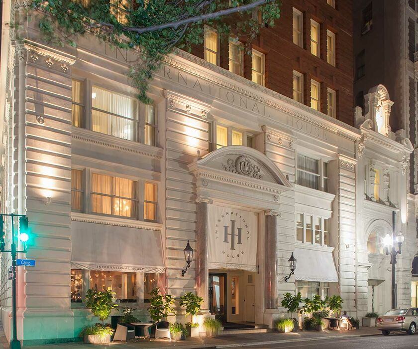 International House Hotel New Orleans Haunted