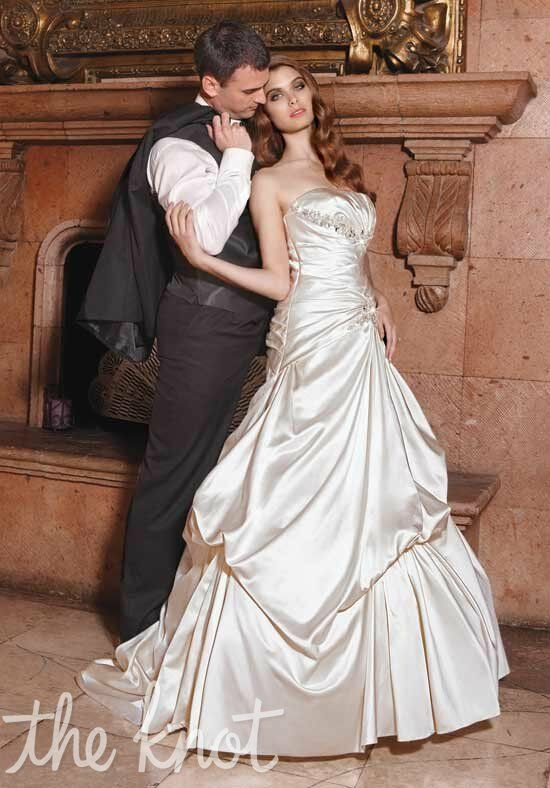 Impression Bridal 10019 A-Line Wedding Dress