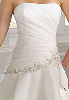 Morilee by Madeline Gardner 1618 A-Line Wedding Dress
