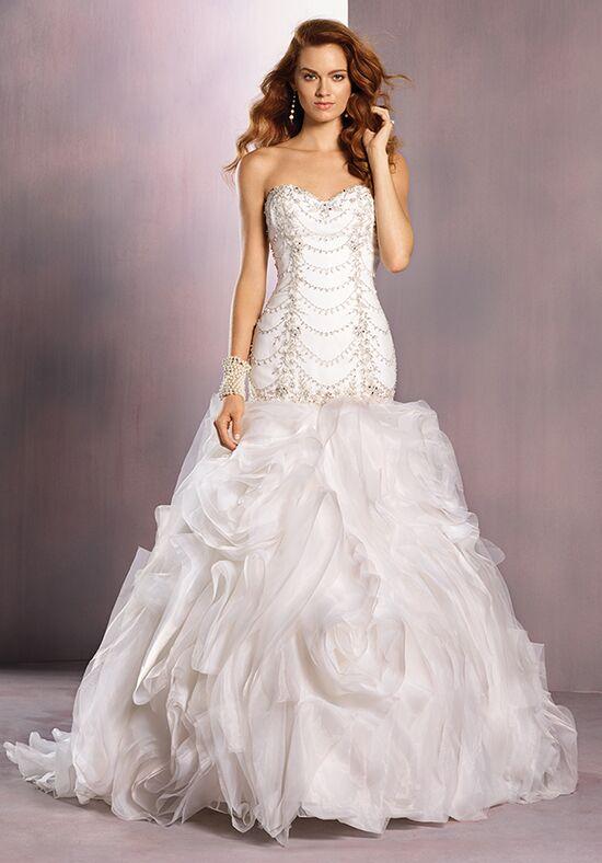 Alfred Angelo Disney Fairy Tale Weddings Bridal Collection 263 Ariel Wedding Dress