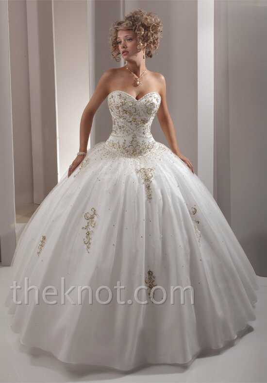 Princess by Mary's 4015 Ball Gown Wedding Dress