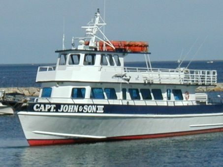 Joe barrile and becca crouse 39 s wedding website for Fishing charters plymouth ma