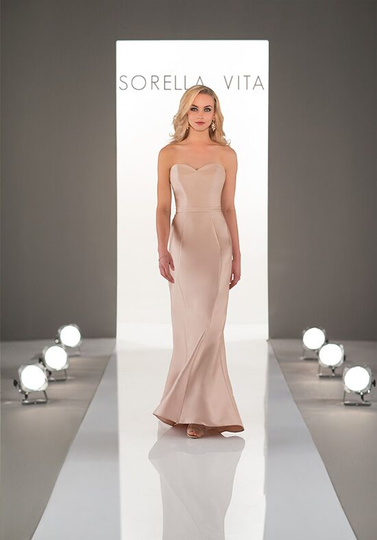 Sorella Vita 9058 Sweetheart Bridesmaid Dress