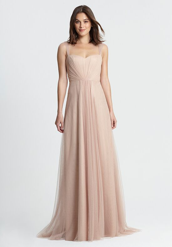 Monique Lhuillier Bridesmaids 450370 Strapless Bridesmaid Dress