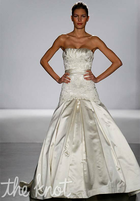 Priscilla of Boston (Gowns) 4104 Wedding Dress - The Knot