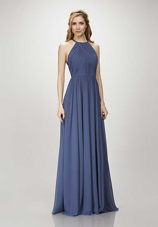 THEIA Bridesmaids Allison Halter Bridesmaid Dress