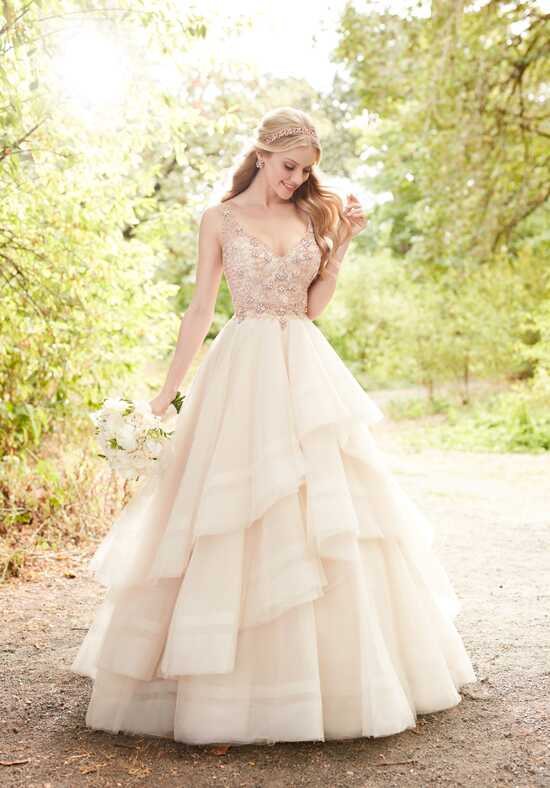 Martina Liana 884 A-Line Wedding Dress