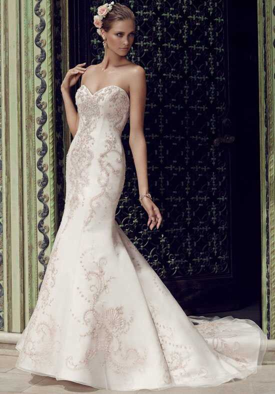 Casablanca Bridal 2189 Wedding Dress photo