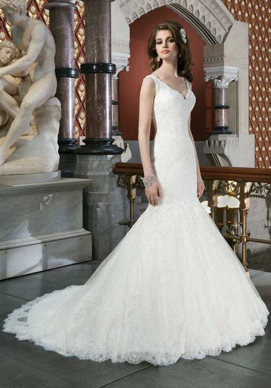 Justin Alexander 8702 Mermaid Wedding Dress