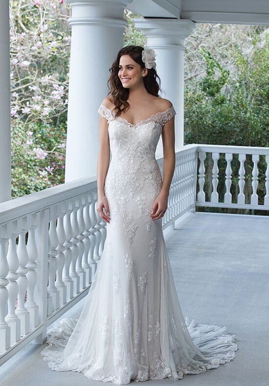 Sincerity Bridal 3938 A-Line Wedding Dress