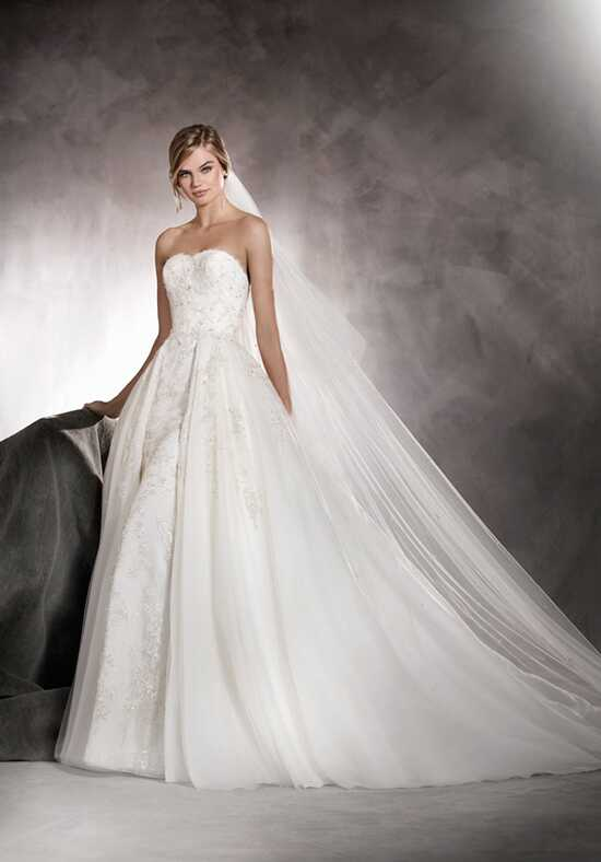 PRONOVIAS ABRIL Ball Gown Wedding Dress