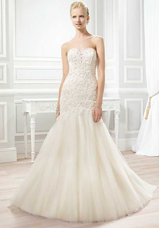 Moonlight Collection J6350 Mermaid Wedding Dress