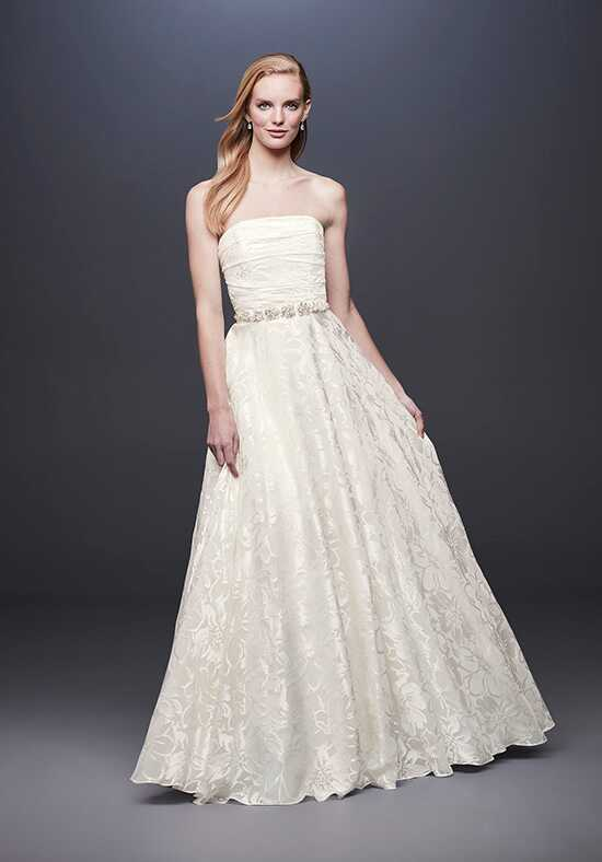 David's Bridal David's Bridal Style NTWG3907 Ball Gown Wedding Dress