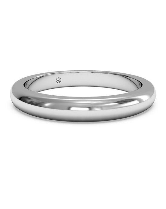 Ritani Women's Diamond Wedding Band - in 14kt White Gold White Gold Wedding Ring