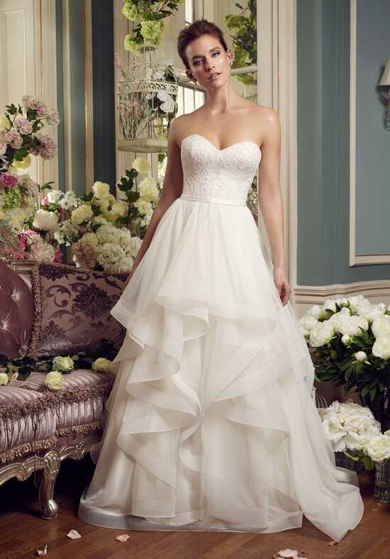 Mikaella 2168 Ball Gown Wedding Dress