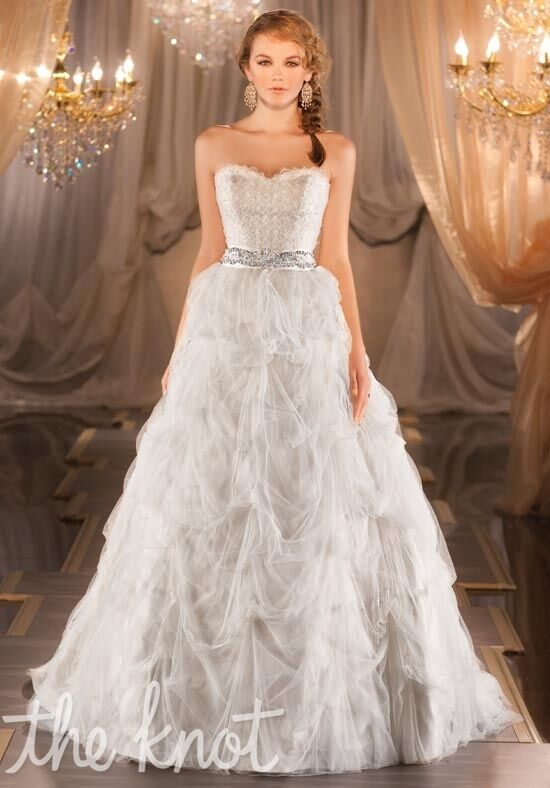 Martina Liana 386 Ball Gown Wedding Dress