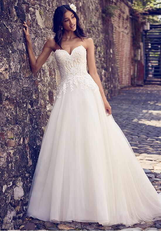 Maggie Sottero Rayna Ball Gown Wedding Dress