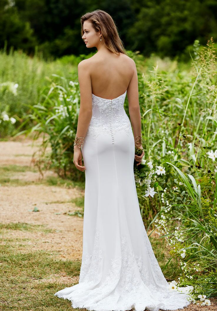 Willowby by Watters Guinevere 54204 Wedding Dress - The Knot