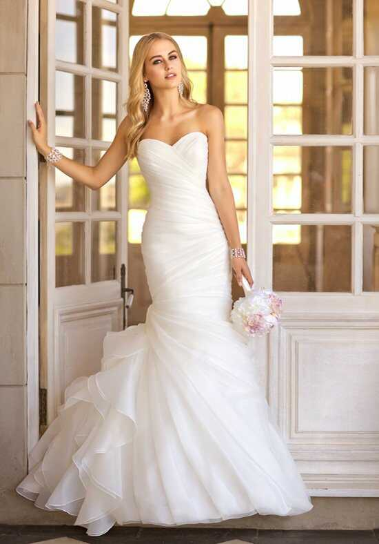 Stella York 5835 A-Line Wedding Dress